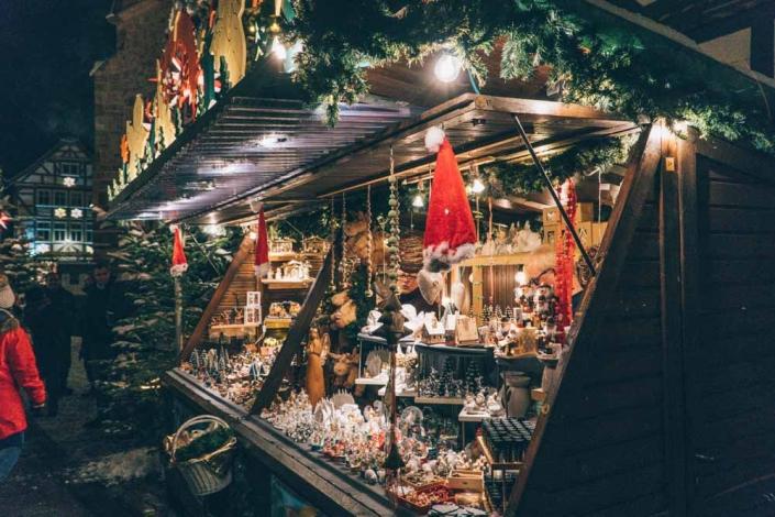 Weihnachtsmarkt - Rotenburg a.d. Fulda