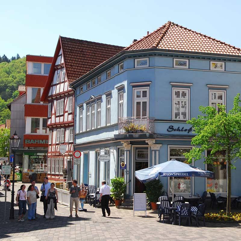 Brückengasse - Rotenburg a.d. Fulda