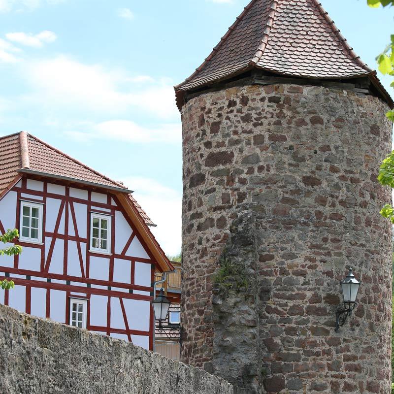 Bürgerturm - Rotenburg a.d. Fulda