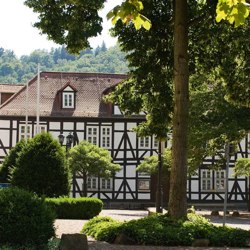 Kreisheimatmuseum - Rotenburg a.d. Fulda