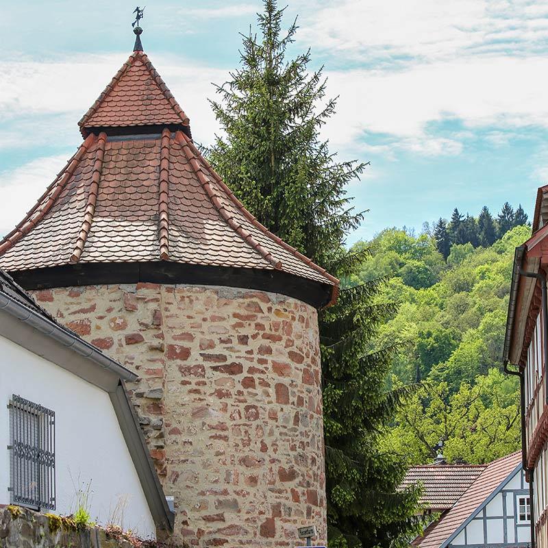 Hexenturm - Rotenburg a.d. Fulda