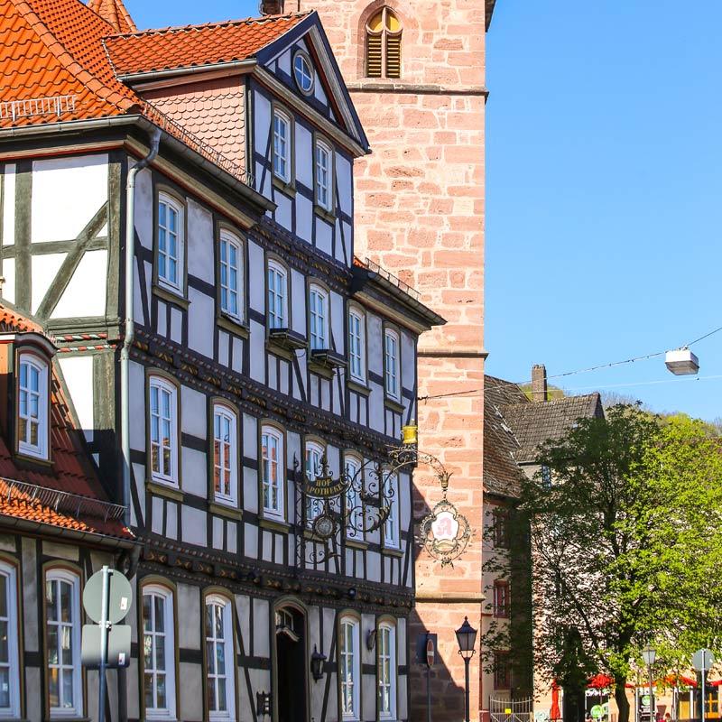 Hofapotheke - Rotenburg a.d. Fulda
