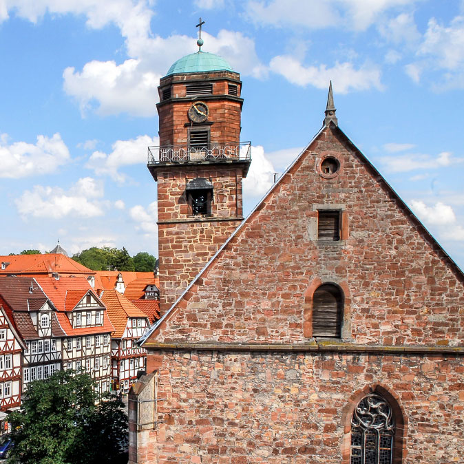 Jakobikirche - Rotenburg a.d. Fulda