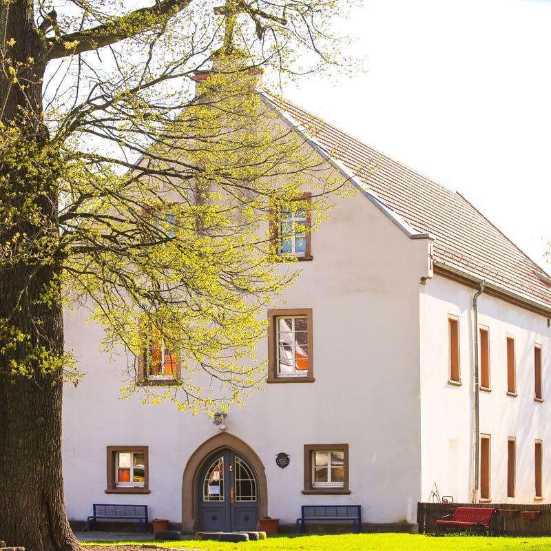 St. Georg Kapelle - Rotenburg a.d. Fulda