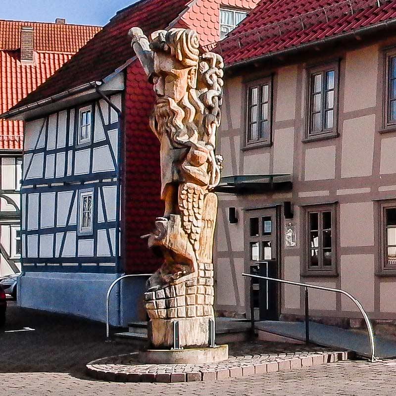 Mikwe - Rotenburg a.d. Fulda