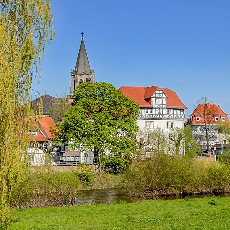 Steinernes Haus - Rotenburg a.d. Fulda