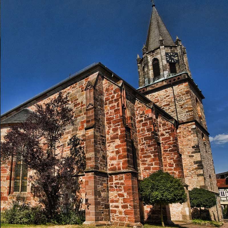Stiftskirche - Rotenburg a.d. Fulda