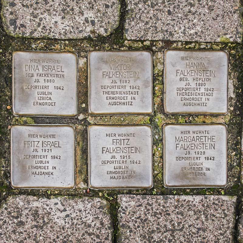 Stolpersteine - Rotenburg a.d. Fulda
