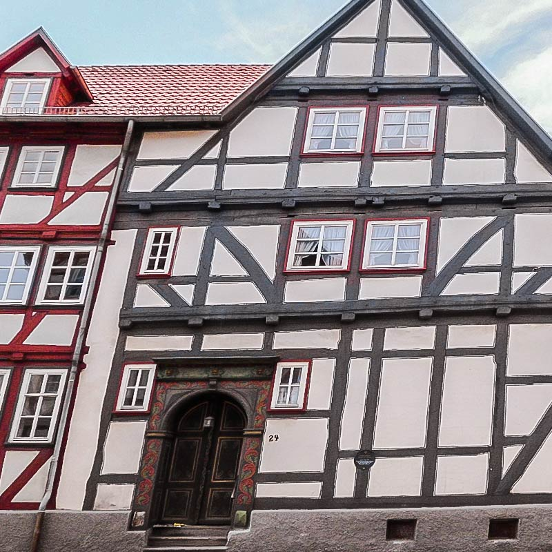 ehemaliges Rentamt - Rotenburg a.d. Fulda