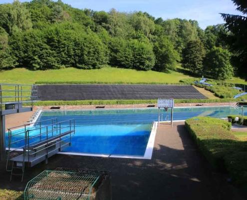 Waldschwimmbad - Rotenburg a.d. Fulda