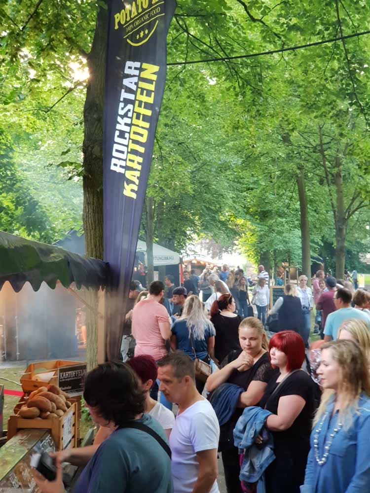 Streetfood-Festival - Rotenburg a.d. Fulda