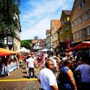 Naschmarkt - Rotenburg a.d. Fulda